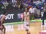 [篮球]男篮亚洲杯小组赛:菲律宾VS卡塔尔 第二节