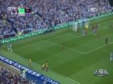 [天下足球]阿圭罗破僵局 曼城客胜升班马