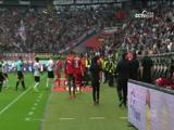 [德甲]第7轮:法兰克福VS斯图加特 上半场