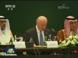 [视频]俄土伊签署叙利亚问题联合声明