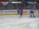 [NHL]常规赛:芝加哥黑鹰VS纽约游骑兵 第一节