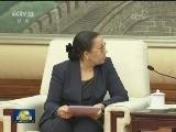 [视频]张德江会见加蓬参议长