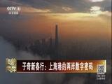 [海峡两岸]子奇新春行:上海港的两岸数字密码
