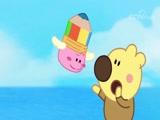 《小小画家熊小米》 第12集 排球高手海狮