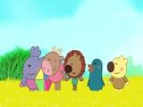 《小小画家熊小米》 第4集 刺猬