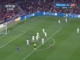 [歐冠]1/4決賽首回合:巴塞羅那4-1羅馬 比賽集錦
