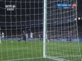 [欧冠]佩罗蒂突破传球 哲科门前左脚推射破门