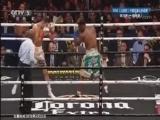 [拳击]WBC(过渡的)中量级拳王争霸赛:查尔洛VS森特诺