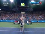 2018年ATP辛辛那提站1/4决赛 瓦林卡VS费德勒 第一盘 20180818