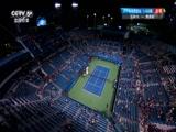 2018年ATP辛辛那提站1/4决赛 瓦林卡VS费德勒 第二盘 20180818