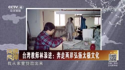 [海峡两岸]台湾教师林添进:奔走两岸弘扬太极文化