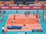 2018年世界女排锦标赛 半决赛 塞尔维亚VS荷兰 20181019