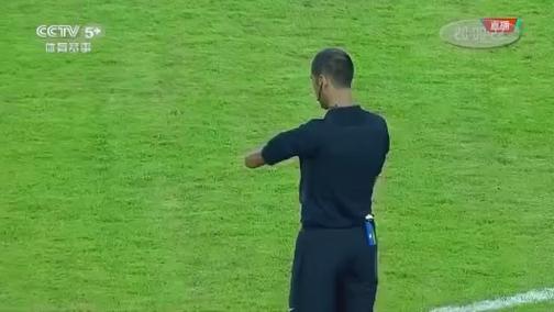 [国际足球]U19亚锦赛:马来西亚2-2塔吉克斯坦 比赛集锦