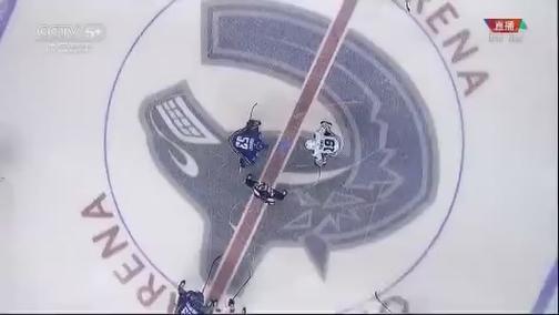 [NHL]常规赛:芝加哥黑鹰VS温哥华加人 第一节