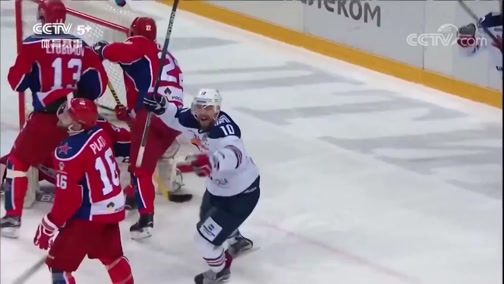 [NHL]常规赛:新泽西魔鬼VS华盛顿首都人 第二节