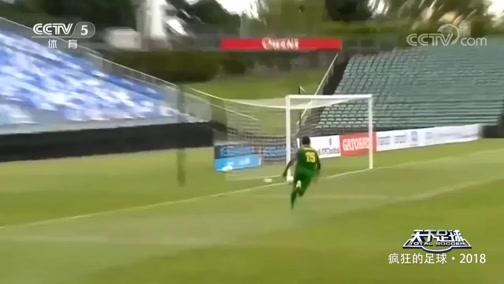[天下足球]2018足球记忆-疯狂的足球