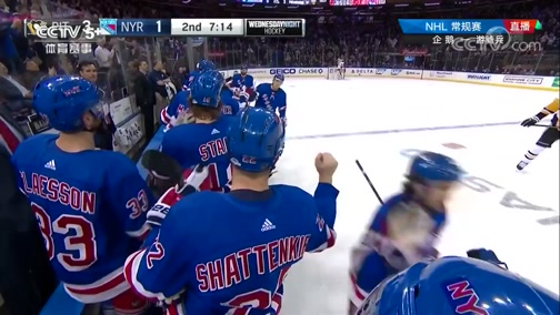 [NHL]常规赛:匹兹堡企鹅7-2纽约游骑兵 比赛集锦