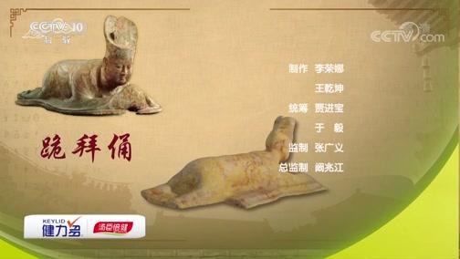 《百家讲坛》 20190117 镇馆之宝(第三季) 21 跪拜俑背后的隐秘