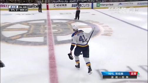 [NHL]常规赛:圣路易斯蓝调VS波士顿棕熊 全场集锦