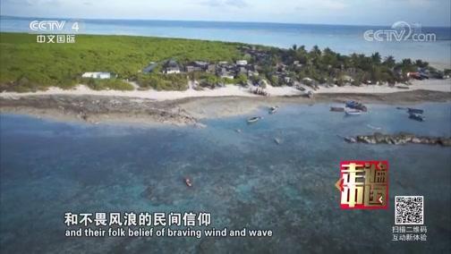 《走遍中国》 20190423 专题片《海上新丝路》(下)南海的馈赠