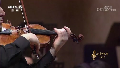 """《CCTV音乐厅》 20190504 """"漫步经典""""系列音乐会(95)文格洛夫与中国爱乐乐团音乐会(上)"""