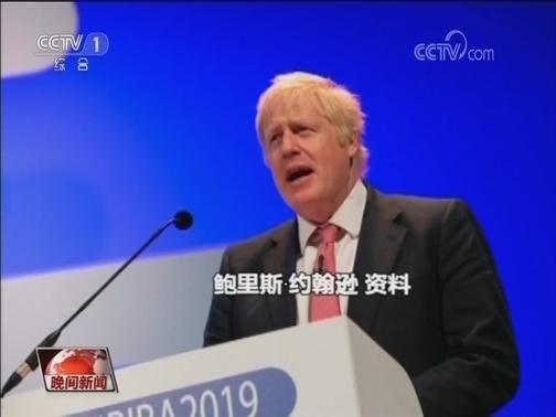 [视频]特雷莎·梅宣布将辞任保守党党首