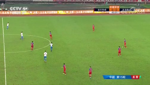 [中超]第15轮:重庆斯威VS天津泰达 完整赛事