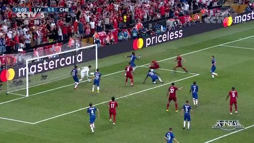[天下足球]点球战胜切尔西 利物浦夺得欧洲超级杯