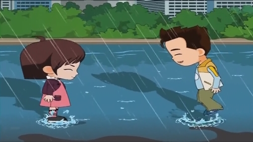 城市防汛:雷雨天气出行 00:00:40