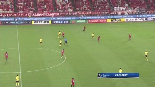 [亚冠]1/4决赛次回合:鹿岛鹿角VS广州恒大 完整赛事