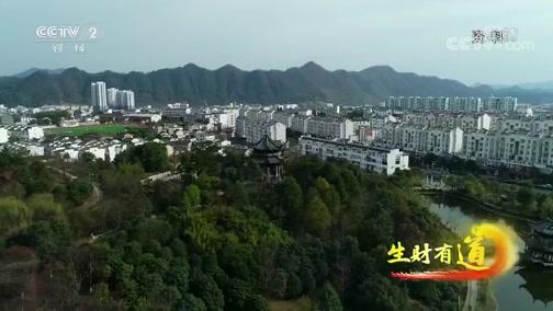 《生财有道》 20200114 安徽绩溪:美食 美景 美丽乡村
