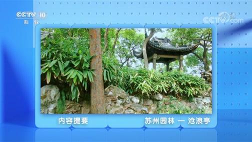 《跟着书本去旅行》 20200627 苏州园林——沧浪亭