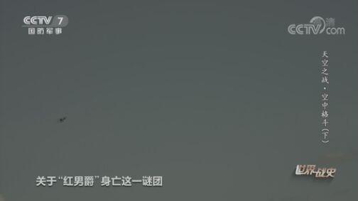 《世界战史》 20200723 天空之战 空中格斗(下)