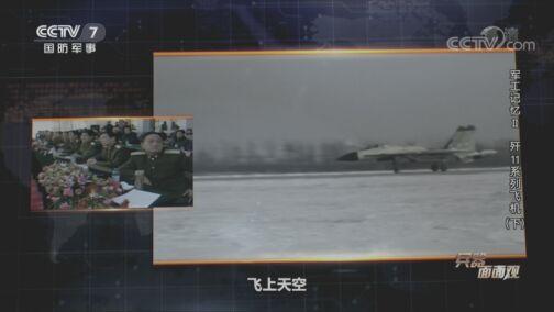 《兵器面面观》 20200807 军工记忆Ⅱ 歼11系列飞机(下)