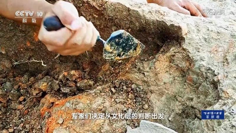 《探索·发现》 20210131 肥西三官庙遗址(上)