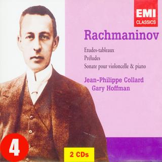 科拉德演奏拉赫玛尼诺夫钢琴作品集 四,音画练习曲