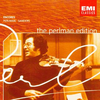 小提琴返场曲精选(帕尔曼)图片