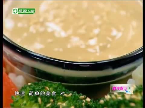 《美味人生》 20121229 有效养胃套餐高丽菜蔓越莓汁 时蔬豆瓣麻酱