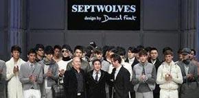 Semaine de la mode Sept Wolves