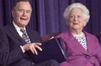 1989<br>Visite du travail du président américain George H. W. Bush en Chine