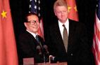 1997<br>Visite d´Etat du président chinois Jiang Zemin aux Etats-Unis