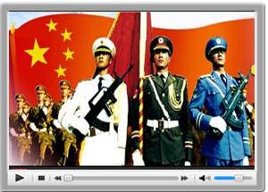 <font color=ff0000>新中国十三次大阅兵</font>