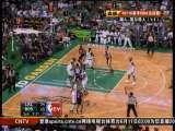 NBA总决赛第三场湖人VS凯尔特人 第三节