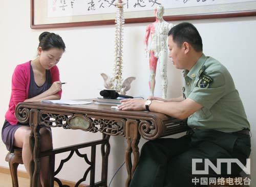 专访北京军区总医院医疗东区首长保健中心主任蒋金鹏