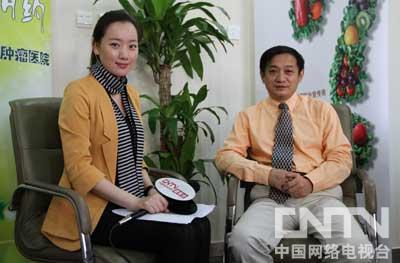 健康有约专访北京大学肿瘤医院肝胆胰二科主任医师郝纯毅
