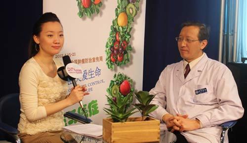 罗斌主任谈乳腺癌防治