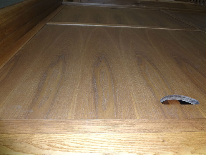 欧式家具水曲柳木实木床双人床韩式田园床原木宜家促销橡木公主床颜色