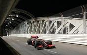 F1新加坡站 汉密尔顿领跑夺冠