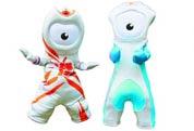 12年伦敦奥运会吉祥物