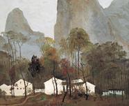 《桂林山村》